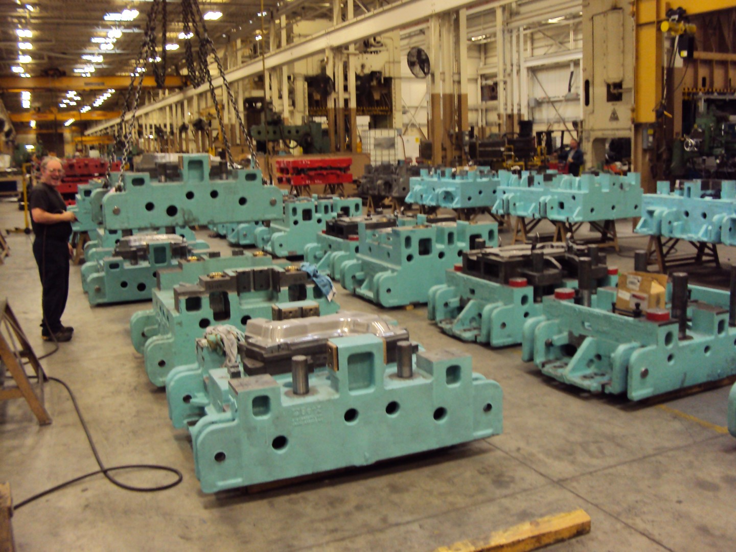 Cold Stamp Tooling