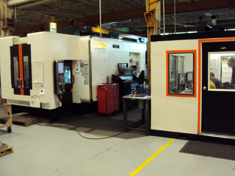 CNC Machining & Laser Capabilities
